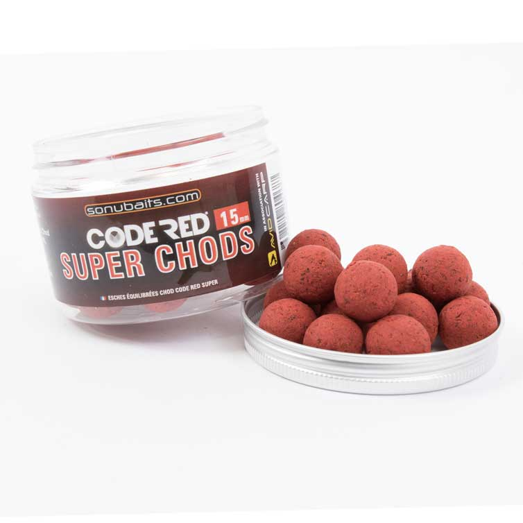 Бойлы Sonubaits Code Red Super Chods Boilies