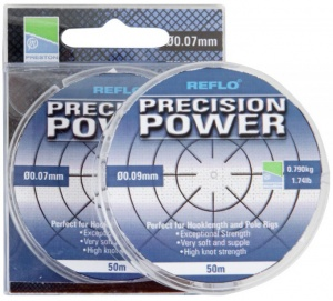 Леска Preston Reflo Precision Power 50м
