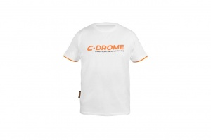 Футболка Preston C-Drome White Tee Shirt белая