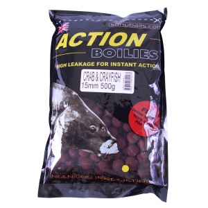 Бойлы Sonubaits Action Boilies