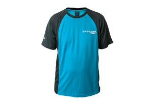 Футболка Drennan Performance T-Shirt Aqua