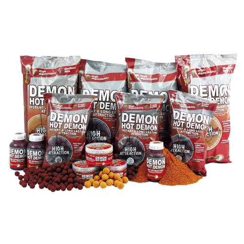 Бойлы плавающие Sensas Starbaits Perfomance Concept Hot Demon