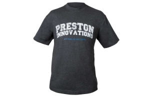 Футболка PRESTON MARL GREY T-SHIRT