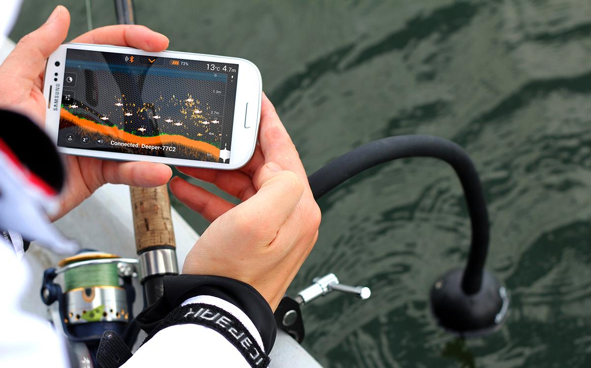 Лучший эхолот для рыбалки с лодки пвх