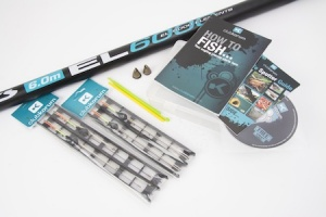 Набор для штекерной ловли Club Korum Pole Fishing Kit Euro
