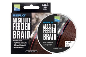 Плетенка Preston Absolute Feeder Braid 150м