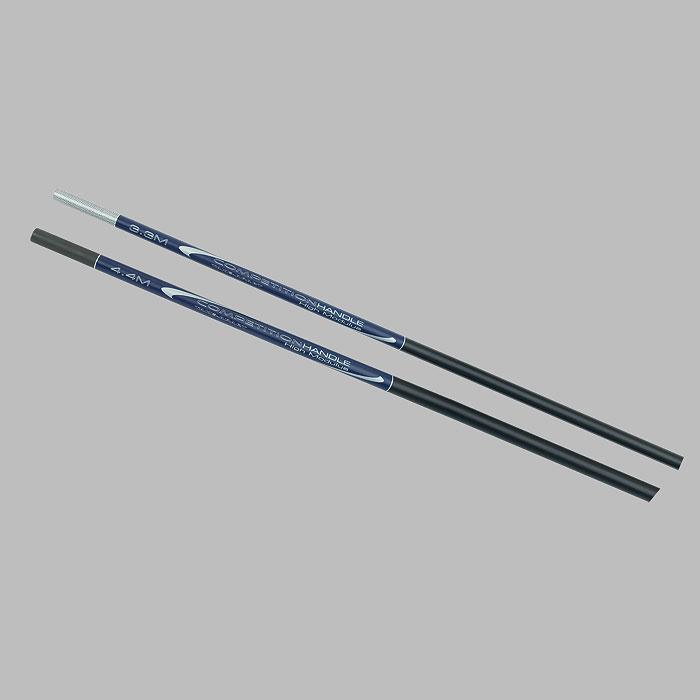 телескопическая ручка подсачека colmic