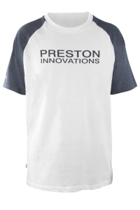 Футболка Preston White T-Shirt белая