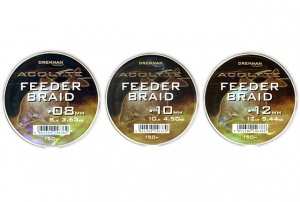 Плетенка Drennan Acolyte Feeder Braid 150м