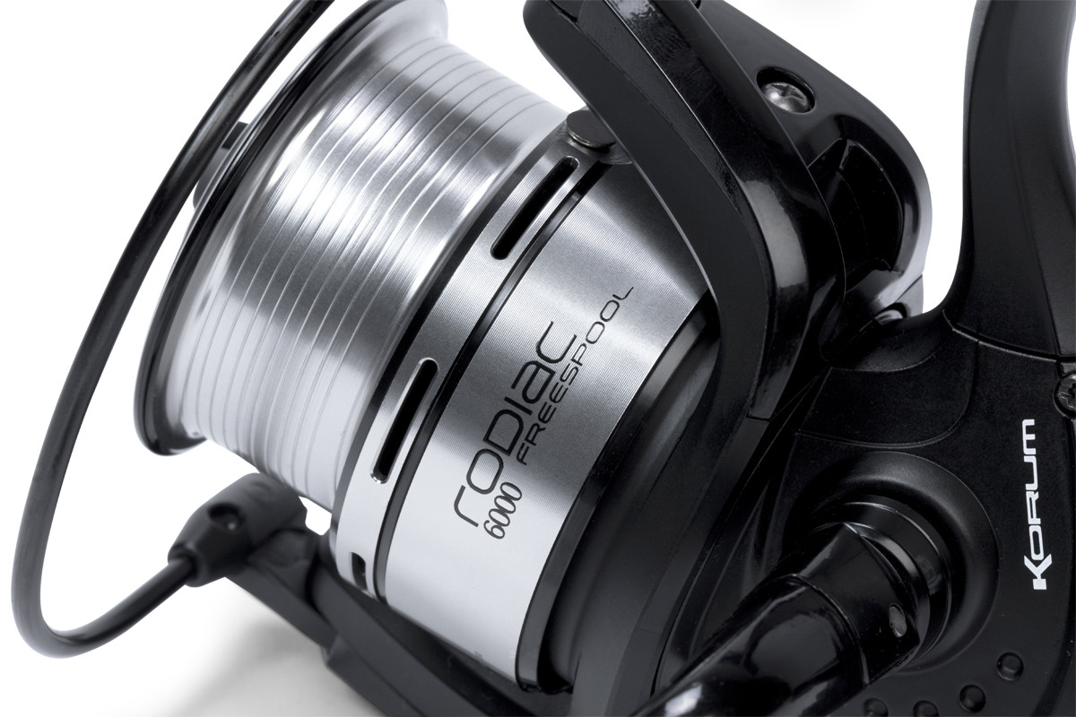 Катушка Korum Rodiac Free Spool Reel 6000