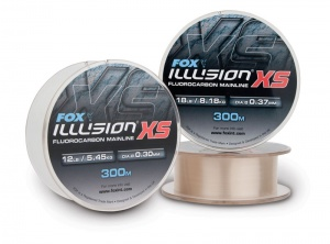 Леска Fox Illusion XS 300м