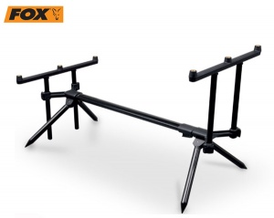 Подставка Fox Род-Под A-Pod incl Case & 3-rod Buzzer Bars