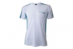Футболка Drennan Performance T-Shirt White