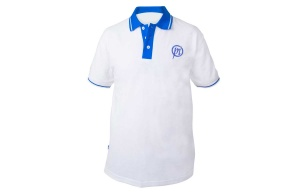 Футболка PRESTON GLACIER WHITE POLO SHIRT
