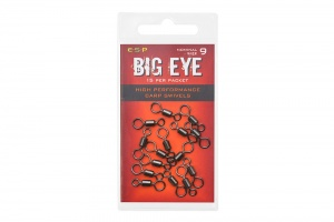 Вертлюг ESP Big-Eye Carp Swivels High Performance