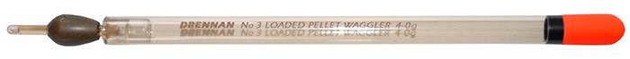 Поплавок Drennan Loaded Pellet Waggler