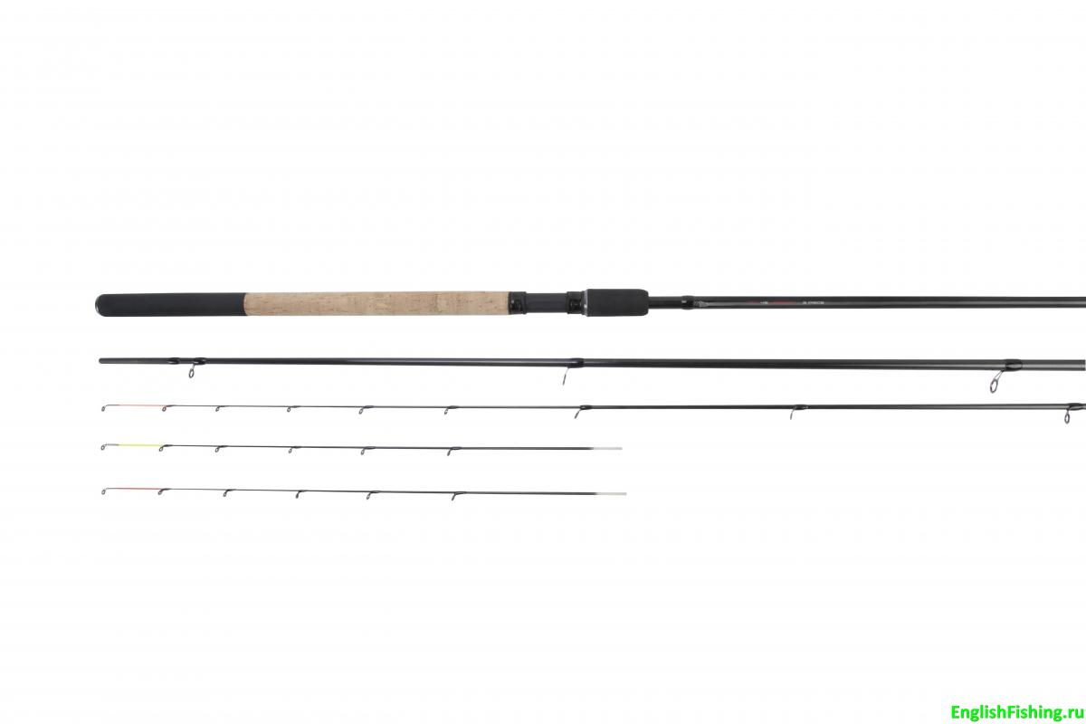korum cs series 11 ft feeder rod фидерное удилище